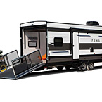 Puma XLE Lite Travel Trailer Toy Hauler