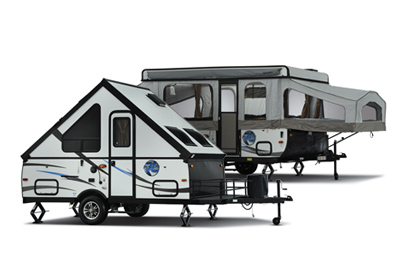 Real-Lite Camping Trailers