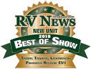 RV News New Unit 2019 Best of Show - Revolve EV1