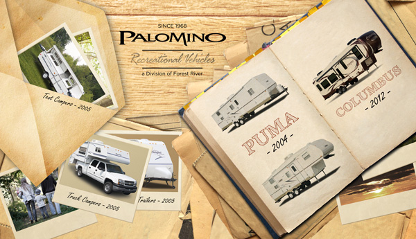 About Palomino RV